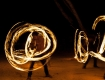 fire dancer|Aquana Beach Resort