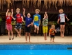 Kids in the pool|Aquana Beach Resort