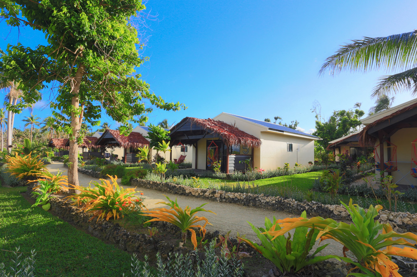 Family Accommodation Vanuatu