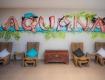 reception Aquana Beach Resort