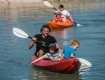 family kyaking|Aquana Beach Resort