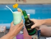 Drinks by the pool|Aquana Beach Resort